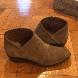 Lucky Brand ankle booties